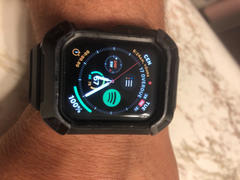 FLOLAB NanoArmour Apple Watch Series 6 Screen Protector Review