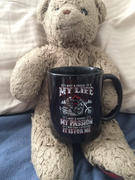 Diverse Threads Motorcycles - My Life, My Passion - Mug Review