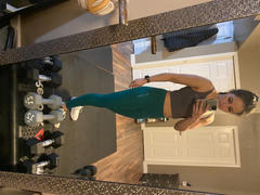 VITAE APPAREL Ultra Feel Seamless Leggings Emerald Green Review