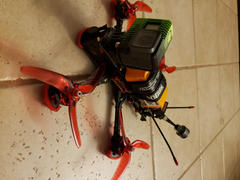 CycloneFPV.com HGLRC Sector5 V3 4S 6S FreeStyle FPV Racing Drone Ratel PNP BNF Edition Review