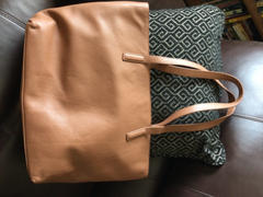 Quince Classic Italian Leather Tote Review