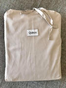 Quince Organic Percale Luxe Sheet Set Review