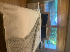 Quince Belgian Linen Quilted Sham Set Review