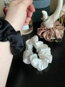 Quince 100% Washable Silk Scrunchies Review