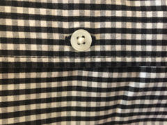 Quince Carbon Wash Gingham Shirt Review