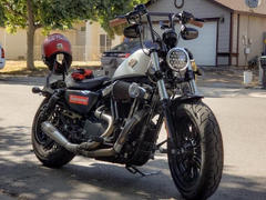 Biltwell Inc. Window Handlebars 1 - Black Review
