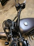 Biltwell Inc. Tyson Handlebars 12 - Black Review