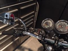 Biltwell Inc. Utility Mirror Teardrop CE Perch Mount - Chrome Review