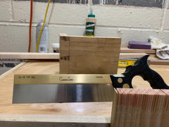RobCosman.com Rob Cosman's Professional Dovetail Saw (Seconds) Review