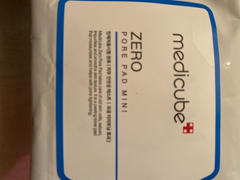 themedicube.com.sg Zero Pore Pad_12ea [Mini Size] Review