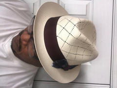 Tenth Street Hats Biltmore Straw Fedora- Dartmouth Review