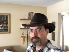 Tenth Street Hats Scala Wool Felt Outback- Dakota - Putty / L Review