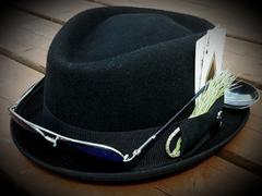 Tenth Street Hats Scala Wool Felt Fedora- Rochester Review