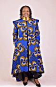 Ray Darten Folu African Print Jacket Dress Review