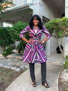 Ray Darten Thabisa African Print Dress Review