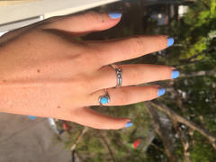 Nalu Jewels Turquoise Swirl Ring Review