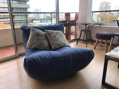 Ambient Lounge Chile Acoustic Sofa - Blue Jazz Review