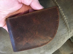 Rogue Industries Rogue Front Pocket Wallet in Moose Leather Review