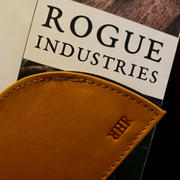 Rogue Industries Rogue Front Pocket Wallet in Ballglove Review