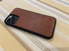 BlackBrook Case York 360 Degree Leather Snap On Case for Apple iPhone 11 PRO ( 5.8') Review