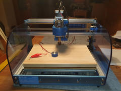 SainSmart.com SainSmart Genmitsu CNC Router 3018-PROVer Kit Review