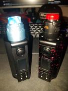 My Vpro Topside Dual 200W Squonk Mod by Dovpo and TVC Review