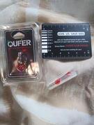 Ouferbodyjewelry 14G Red Heart Devil's Ear Divertido anillo de ombligo Revisión