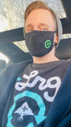 LRG Clothing CYCLE MASK BLACK Review