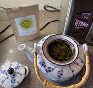 Happy Earth Tea Tropical Green - Organic Green Tea Flavored with Pineapple and Papaya Review