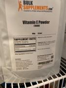 BulkSupplements.com Vitamin E 700 IU Review
