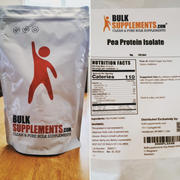 BulkSupplements.com Pea Protein Isolate Review