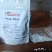 BulkSupplements.com Bacopa Extract (50% Bacosides) Review