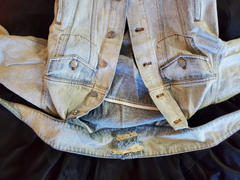 J.ING The Trudy Neck Tie Denim Jacket Review