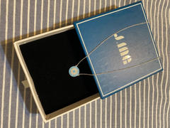 J.ING Blue Bullseye Necklace Review