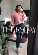 J.ING Peony Pink Knitted Sweater Review