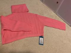 J.ING Tink Pink Turtleneck Sweater Review