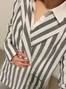 J.ING Venice Casual Striped Blazer Review