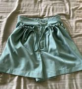 J.ING Skylar Blue Tied Shorts Review