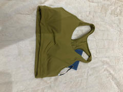 J.ING Citrus Lime Vented Racerback Bra Top Review