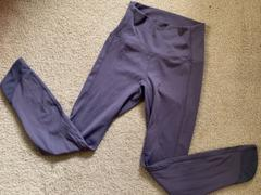 J.ING Smoky Violet Capri Legging Review