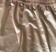 J.ING Rosé Satin Sleep Shorts Review