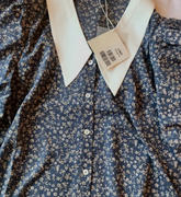 J.ING Wellesley Floral Collar Blouse Review