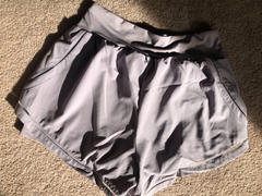 J.ING Honeysuckle Lavender Running Shorts Review