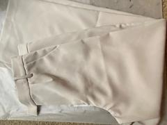 J.ING Business Essential Ivory Wide Slacks Review