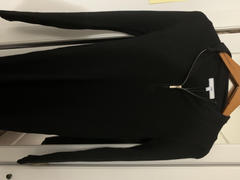 J.ING Essential Black Zip-Up Dress Review