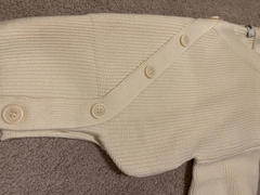 J.ING Amelia Cream Wrap Sweater Review