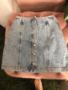 J.ING Chelsea Blue Denim Skirt Review
