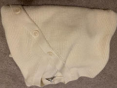 J.ING Kadey White Asymmetrical Sweater Review