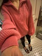 J.ING Cozy Flamingo Oversized Sweater Review