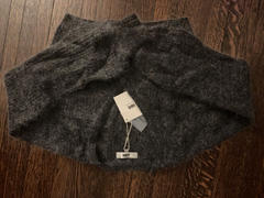 J.ING Mina Marled Grey Puff Sleeve Cardigan Review